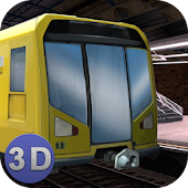 Berlin Subway Simulator 3D Android APK Download Free By Game Mavericks
