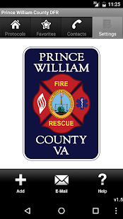 Prince William County DFR- screenshot thumbnail