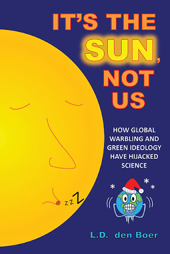 It's The Sun, Not Us cover
