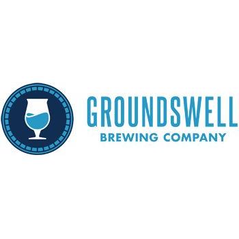 Logo of Groundswell Christal Brut IPA