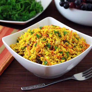 Curried Couscous Salad.