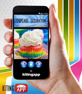 Nápady na dekoraci z cupcake - náhled