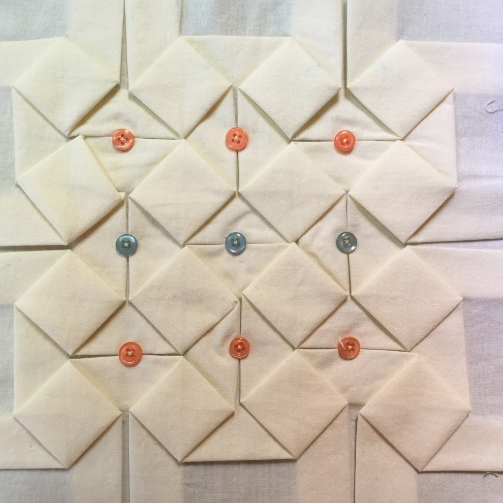 Video Tutorial Fabric Origami Sewn Up