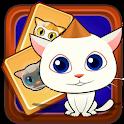 Mahjongg: Titan Kitty (free majong) icon