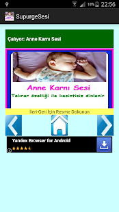 Download Bebekler İçin Elektrik Süpürgesi Sesi for Windows Phone apk screenshot 4