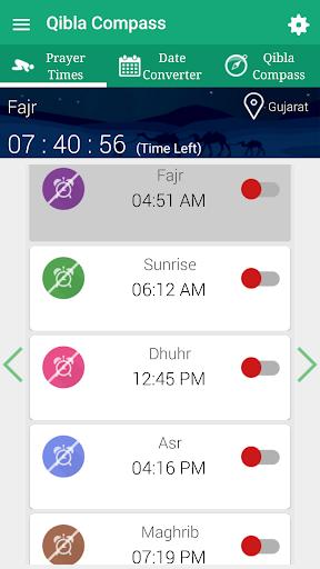 Qibla Compass - Prayer Times, Azan & Ramadan 2018 for PC
