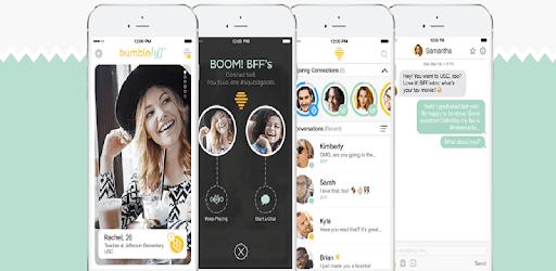 Bumble dating app faqja