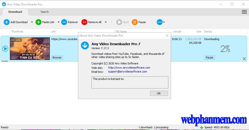 Any Video Downloader Free Download