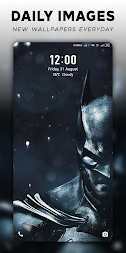 4K Superheroes Wallpapers - Live Wallpaper Changer APK screenshot thumbnail 3