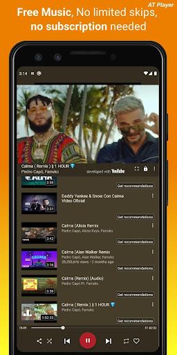 Free Music Download, Music Player, MP3 Downloader screenshot 4