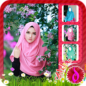 Hijab Syari Fashion Photo Editor