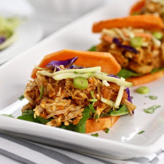 Slow Cooker Chicken Sloppy Joe Sliders