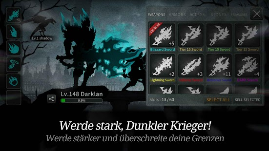 Dunkelschwert (Dark Sword) Screenshot