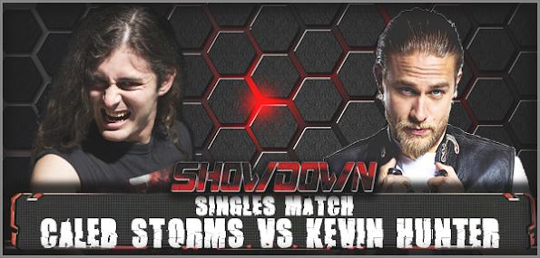 VSCaleb Storms vs Kevin Hunter