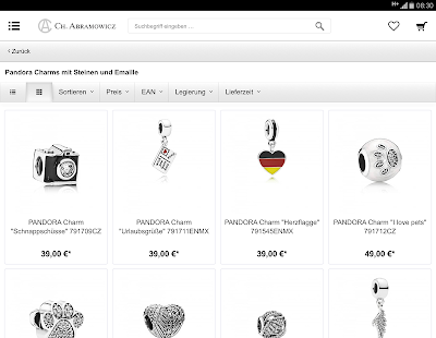 Abramowicz.de der Shop- screenshot thumbnail