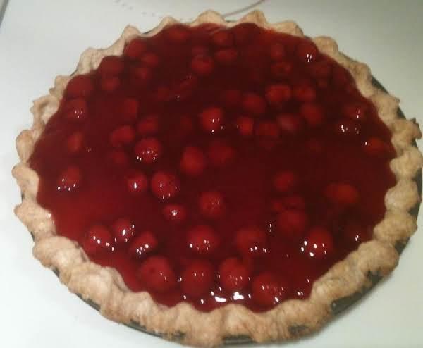 Cherry Cream Pie Recipe