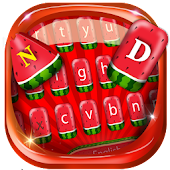 Watermelon Keyboard Theme