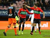 Jonathan Okita a signé un triplé avec le NEC face à Den Bosch