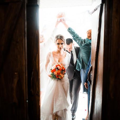 Wedding photographer Vyacheslav Svirskiy (Slavaaapost). Photo of 28.01.2018