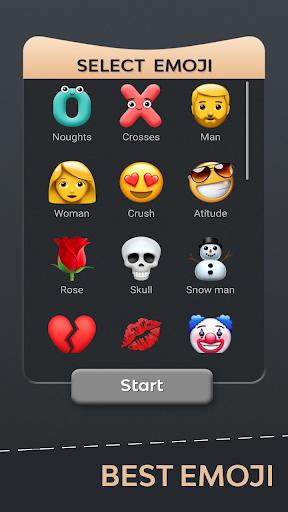 Tic Tac Toe Emoji - Online & Offline filehippodl screenshot 6