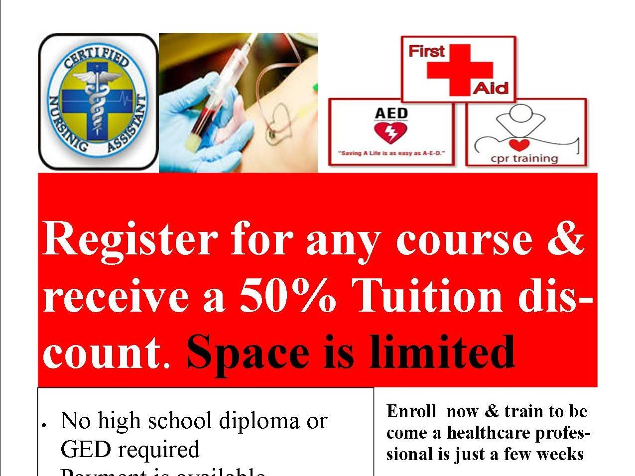 Cna pct phlebotomy cpr bah career training center is located in updates 1betcityfo Image collections