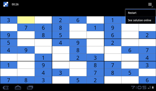 Daily Sudoku Free apktram screenshots 4