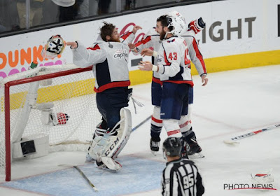 NHL : Tom Wilson (Washington Capitals) suspendu 20 rencontres !