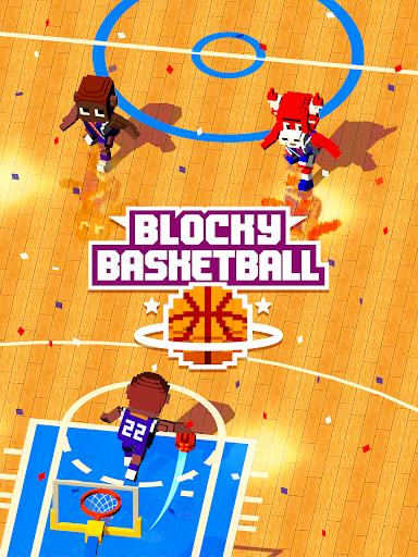 Blocky Basketball FreeStyle 1.7.1_223 screenshots 10
