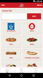 Romeo's Pizza- screenshot thumbnail