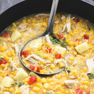 Leftover Turkey Corn Chowder Recipe