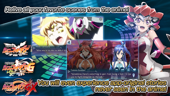 Mod Game Symphogear XD UNLIMITED for Android
