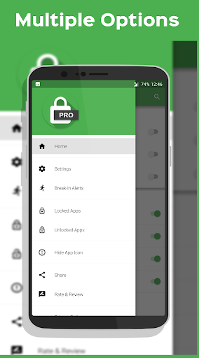 Fingerprint App Lock screenshot 7