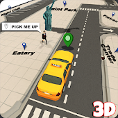 Pick Me Up And Drop Off: Ride Sharing Simulator 3D Android APK Download Free By Tap.io