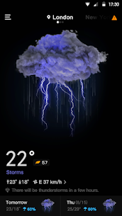 Live Weather Forecast – Accurate weather & Radar 1