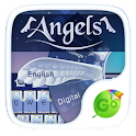 Angels Keyboard Theme & Emoji icon