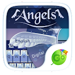Angels Keyboard Theme & Emoji 3.87 Apk