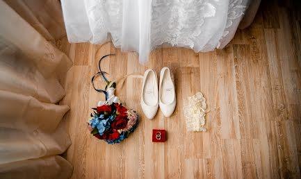 Fotografo di matrimoni Влада Чижевская (chizh). Foto del 04.10.2017