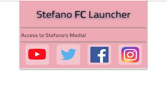 Stefano FC Launcher