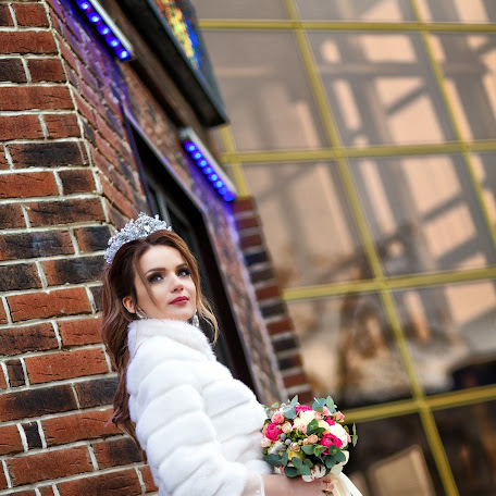 Wedding photographer Igor Bayskhlanov (vangoga1). Photo of 21.01.2018