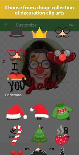 Screenshot for Sticker Maker in Hong Kong Play Store