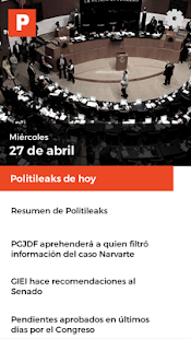 Político.mx- screenshot thumbnail