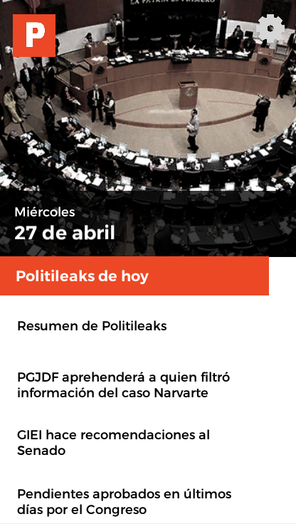 Político.mx- screenshot