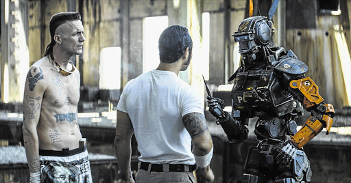 OTT: Neill Blomkamp's latest film, 'Chappie', is a hodge-podge of people and ideas that is a silly recipe for disaster