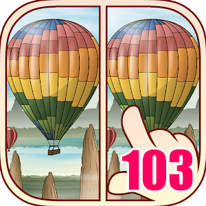 Find Differences 103 for PC and MAC