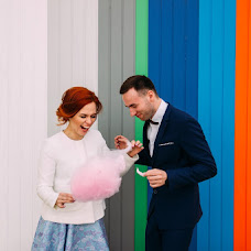 Wedding photographer Olesya Kachesova (oksnapshot). Photo of 09.02.2017