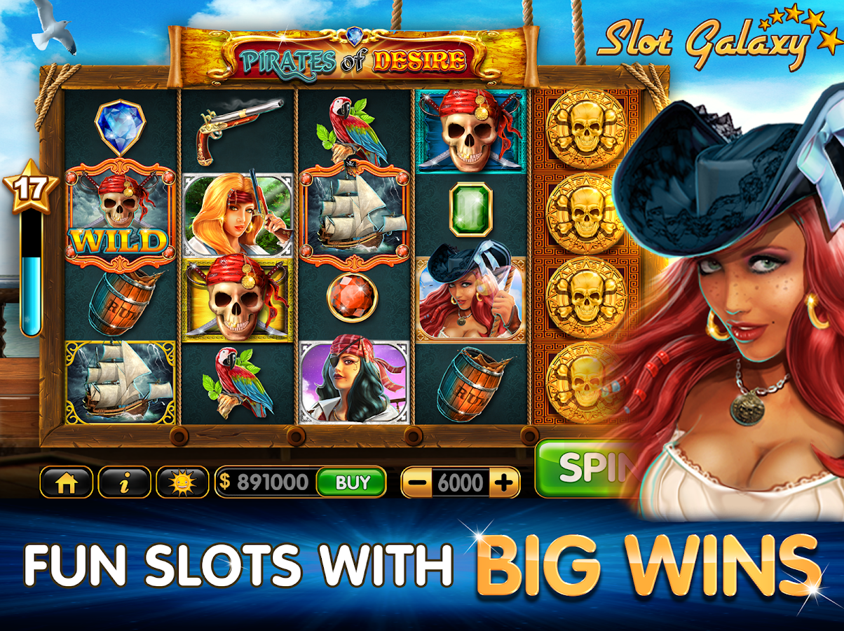 Slot Galaxy Free Slot Machines - screenshot