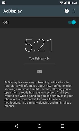 AcDisplay screenshot 3
