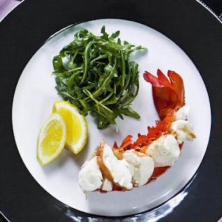 Lobster with Tarragon and Caper Remoulade