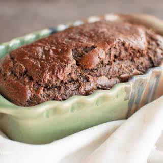 Paleo Chocolate Zucchini Bread.