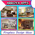 Fireplace Design Ideas icon